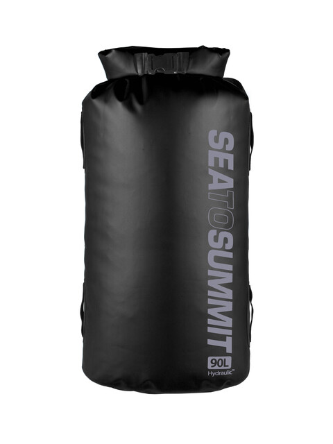 Sea to Summit Hydraulic Dry Pack with Harness 90l black